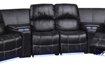 Cinema Sectional Recliner