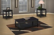 3pc Harrison Coffee-End Table