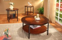 Citrion Coffee-End Table