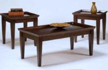 Parker English Tudor Cofee-End Table