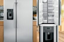 GE 25 Cu. Ft. Refrigerator – Stainless Steel